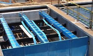 Peças para estações de tratamento de água e esgoto