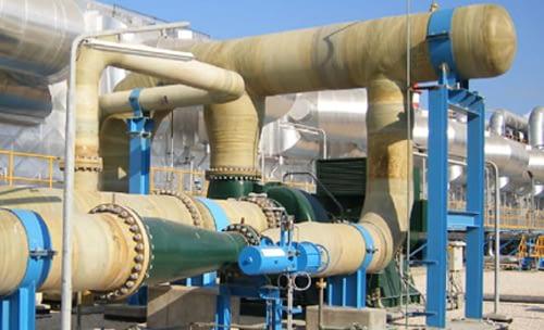 Tubos e Conexões em PRFV, PVC, CPVC, PTFE, PVDF, ECTFE, PP